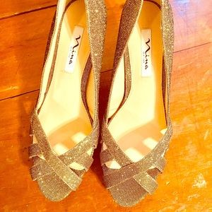 NWOT Mia 9.5 heels/shoes